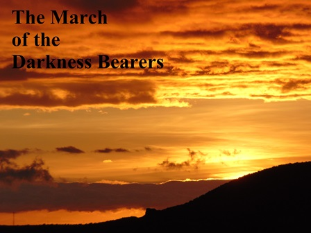 March of the Darkness Bearers 1 - 1